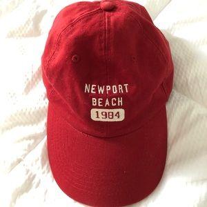 Brandy Melville Newport Beach Hat